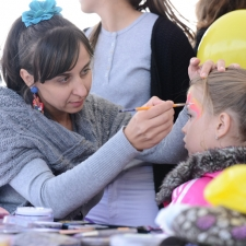 Borča-face-painting-2