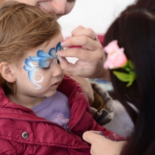 Borča-face-painting